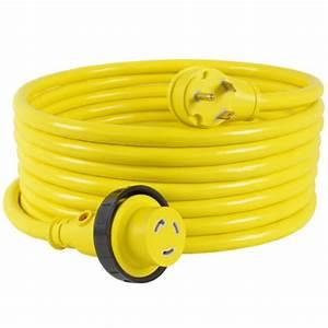 Conntek 30 Amp Rv Power Cords  Nema Tt