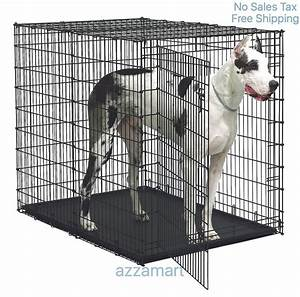 extra large dog crates dogs 48 leonberger great dane saint With super large dog kennel