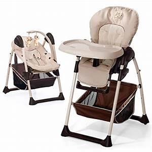 Chaise Haute 2 En 1 : achat hauck sit n relax zoo chaise haute 2 en 1 convertible en transat ~ Louise-bijoux.com Idées de Décoration