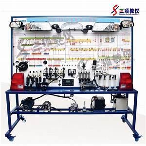 Pasate B5 Auto Electrical Training Board For Technical