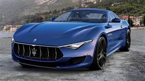 Maserati 2019 : Maserati Alfieri Cabrio 2019 A True Masterpiece