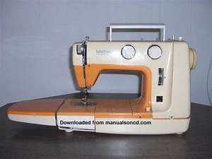 Brother Sewing Machine Tension Guide