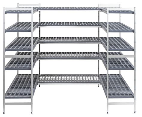 etagere chambre froide destockage noz industrie alimentaire