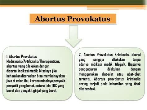 Pengertian Aborsi Islam Dan Kesehatan