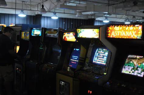 I I Mockery Pays A Visit To Arcade Expo 2017