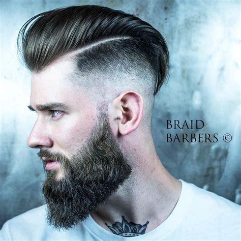 disconnected undercut hairstyles comb  undercut