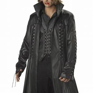 Buy Baron Von Bloodshed Vampire Trench Coat