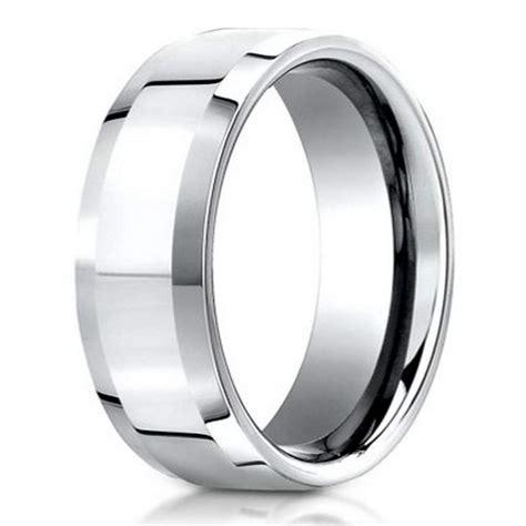 Benchmark Palladium Men's Wedding Band, Polished Bevel. Kids Jewelry. Xylys Watches. Diamond Bangles. Edwardian Rings. Amber Pendant. Antique Silver Earrings. Lime Green Bracelet. Oval Wedding Rings