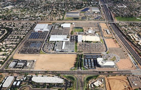 desert view aerial photography az 714 | Commercial Real Estate Disovery Business Campus 940x600