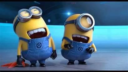 Laugh Minion Minions Despicable Bottom Scene Quotes
