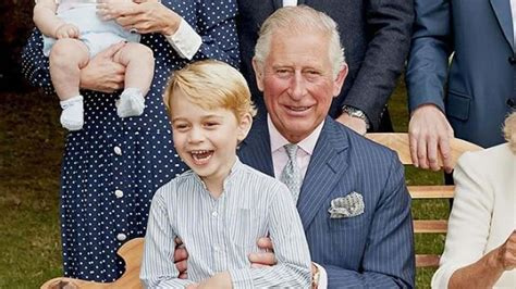 The Royal Family Pose In Adorable New Photos To Celebrate ...