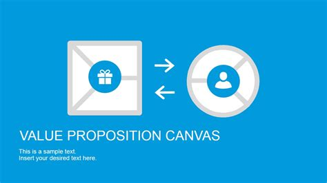 proposition canvas powerpoint template slidemodel