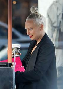 SIA FURLER Out for Coffee in Los Angeles 01/07/2016 ...
