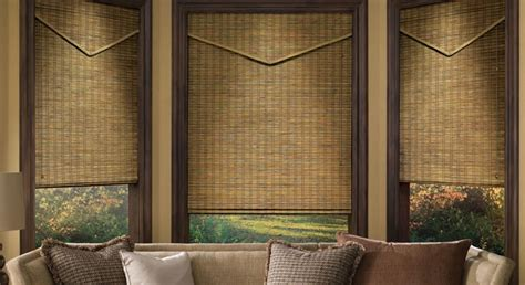 natural woven wood shades blinds long island window