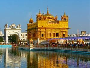 Harmandir Sahib & Sarovar 4k Ultra HD Wallpaper and ...