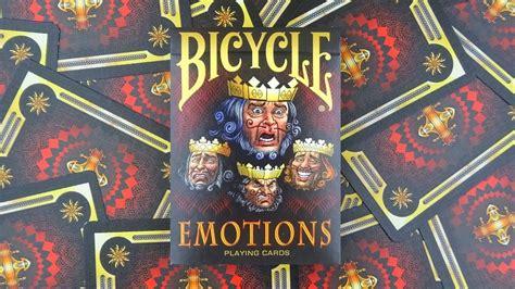 Kārtis Bicycle Emotions