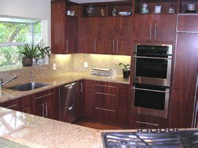 paint colors for the cherry cabinets of kitchen smart