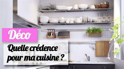 cuisine actuelle bien choisir la crédence de sa cuisine conseils déco