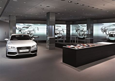 Audi Opens Digital Car Showroom In London