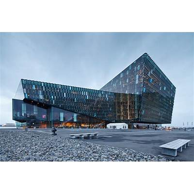 Harpa Concert Hall and Conference CentreHenning Larsen
