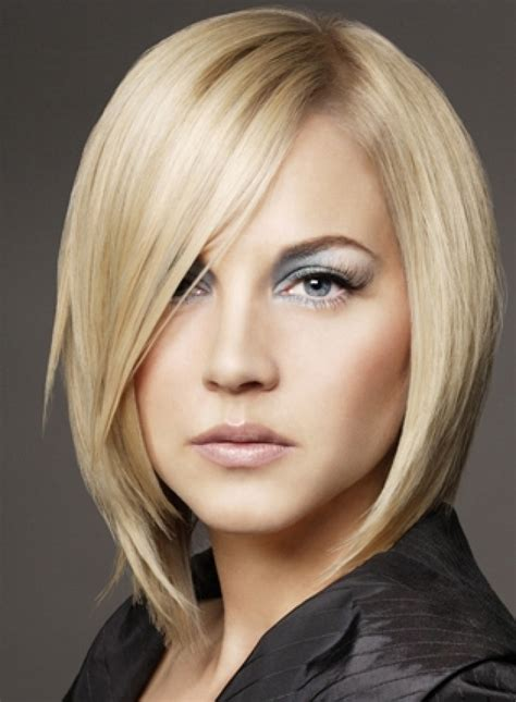 Layered Bob Hairstyles by Angled Bob Hairstyles Beautiful Hairstyles
