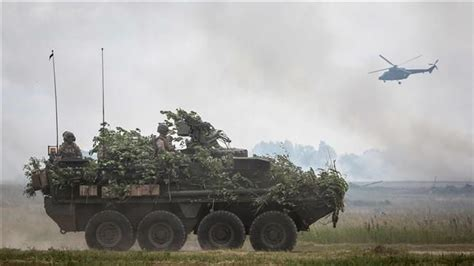 Israel Takes Part In Major NATO Exercise Near Russian ...