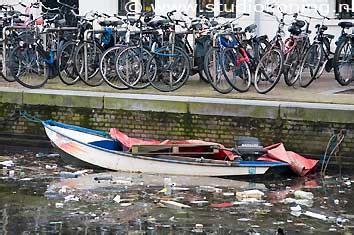 Bootje Aan De Amstel by Bootjes In Amsterdam