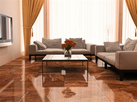 imagen de pisos  azulejos de salas de estar ideas