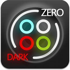 Download Dark Zero GO Launcher Theme APK for Android by ...