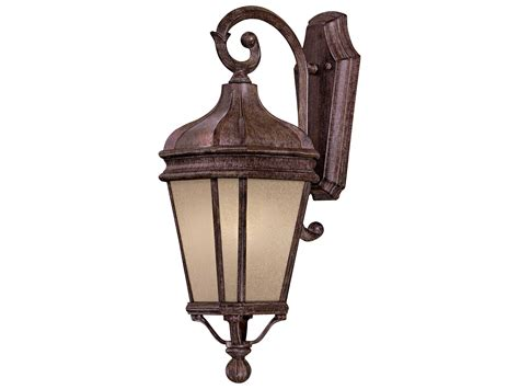 rust free outdoor lighting minka lavery harrison vintage rust outdoor wall light
