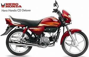 Hero Honda Cd Deluxe Specification  Price  Mileage