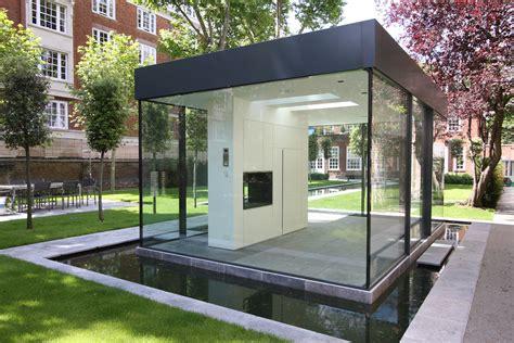 glass room google search prefab office pinterest