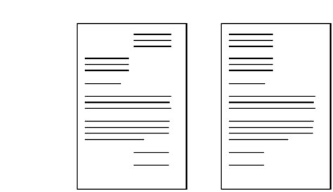 business letter styles