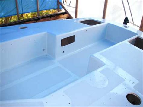 Boat Deck Grip Paint by Greyhawk Refit Deck Paint And Non Skid