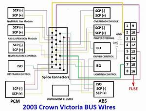 2008 Ford Crown Victoria Wiring Diagram