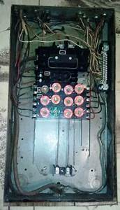 Electrical Panel Claim Information