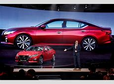 Nissan pulls out all the stops with 2019 Altima The Star