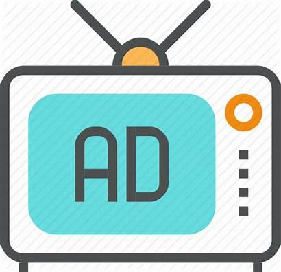 Icon Advertising Tv Ad Television Marketing Promotion