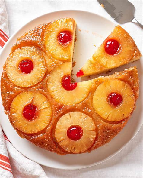 easy pineapple upside  cake  scratch