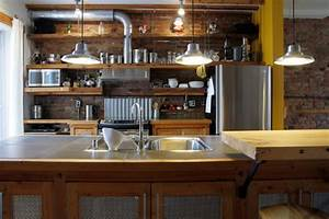 how to display stainless steel pots With kitchen cabinet trends 2018 combined with galvanized metal wall art