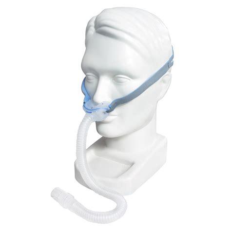 cpap nasal pillows airfit p10 cpap nasal pillow mask with headgear