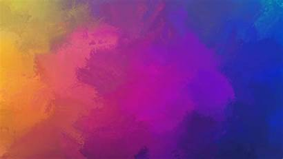4k Abstract Colorful Palette Paint Overlay Background