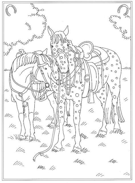 Paardenstal Kleurplaat by N 24 Kleurplaten Op De Manege