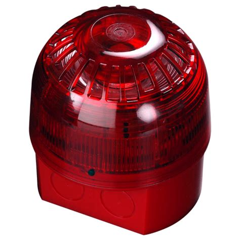 alarmsense open area sounder beacon