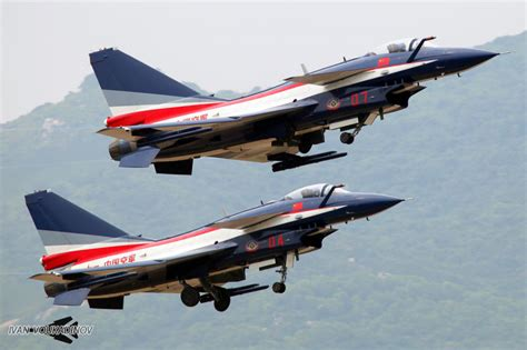Amazing Photos Of China's Newest Stealth Jet Show Growing