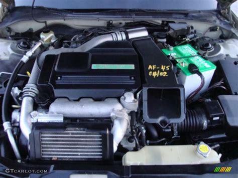 2002 Mazda Millenia Engine by 2001 Mazda Millenia S 2 3 Liter Supercharged Dohc 24 Valve