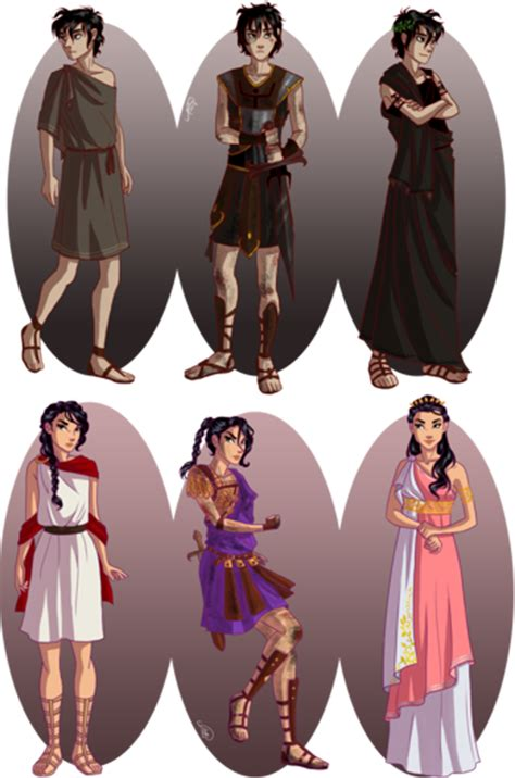 image nico and reyna in ancient style png riordan wiki