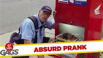 Mailman Absurd Prank