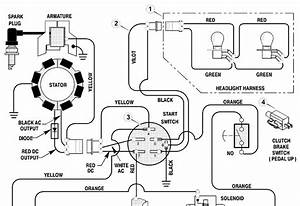 Wiring Diagram  34 Lawn Tractor Ignition Switch Wiring Diagram