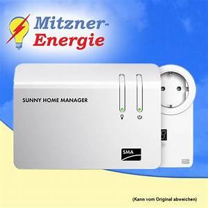 Sma Sunny Home Manager 2 0 : sma sunny home manager 2 0 ethernet mitzner energie ~ Frokenaadalensverden.com Haus und Dekorationen